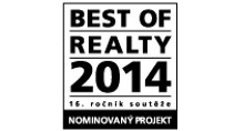 Nominace do soutěže Best of reality